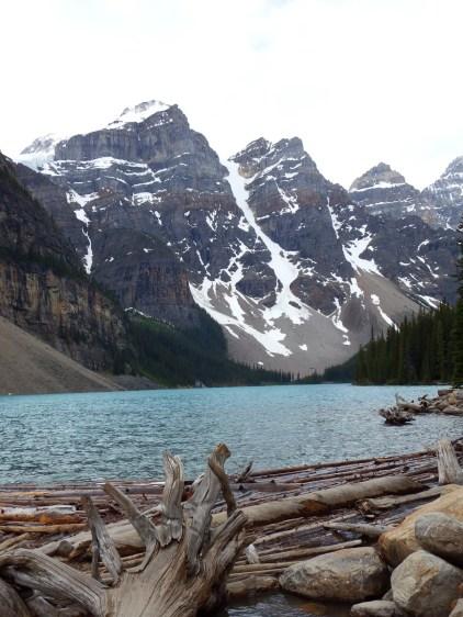 Banff National Park - Lake Moraine