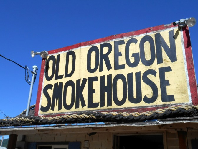 Rockaway Beach - Old Oregon Smokehouse