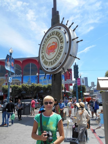 San Francisco - Fisherman's Wharf