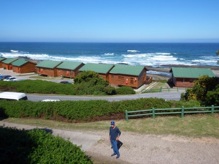 Storms River Mouth - View from Chalet
