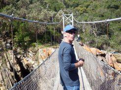 Storms River Mouth - Suspension Bridge Walk