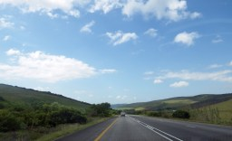 On the way from Addo