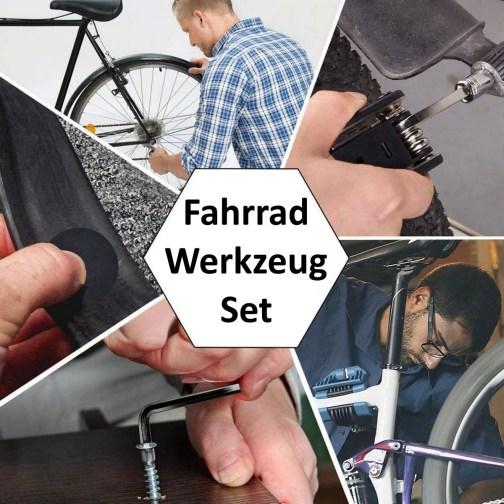 Fahrradwerkzeug Set
