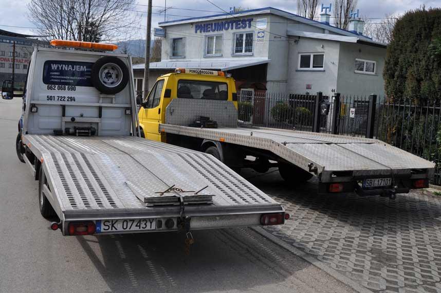 Przewóz towarów i osób