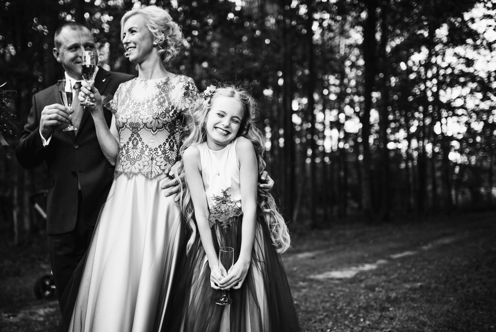 wedding black&white photography