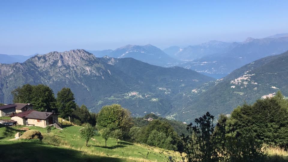 Alpe Ortighera Pian delle Betulle
