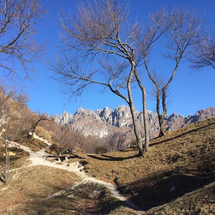 Passeggiate autunnali Lombardia