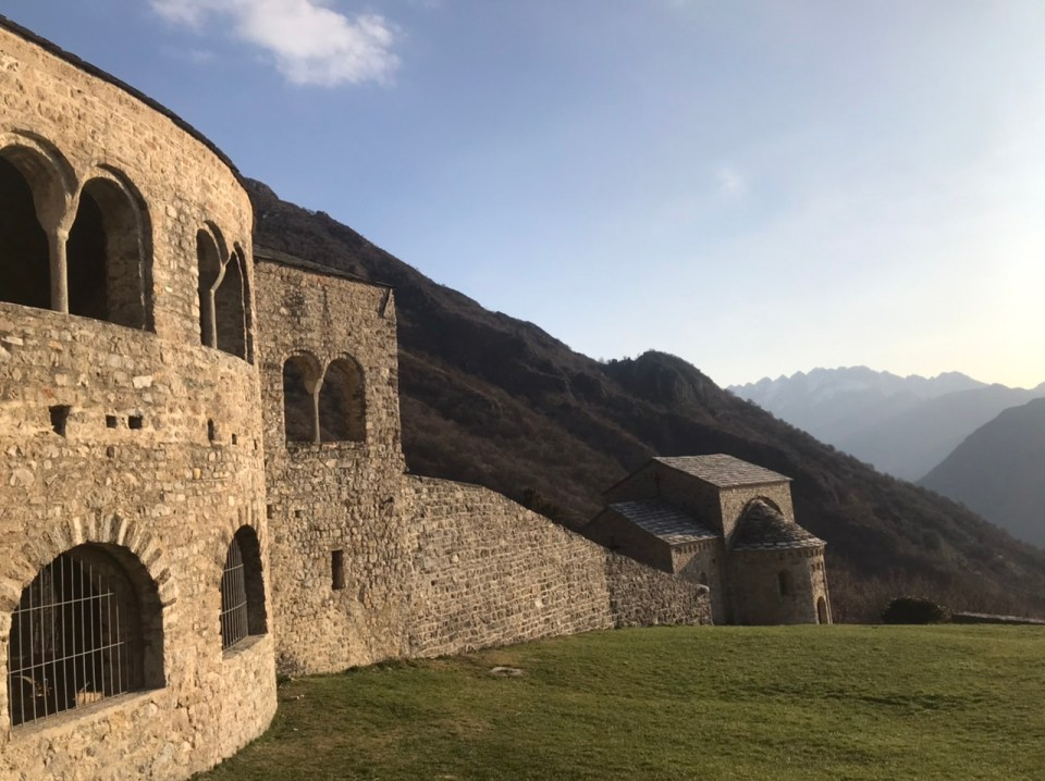 San Pietro al Monte