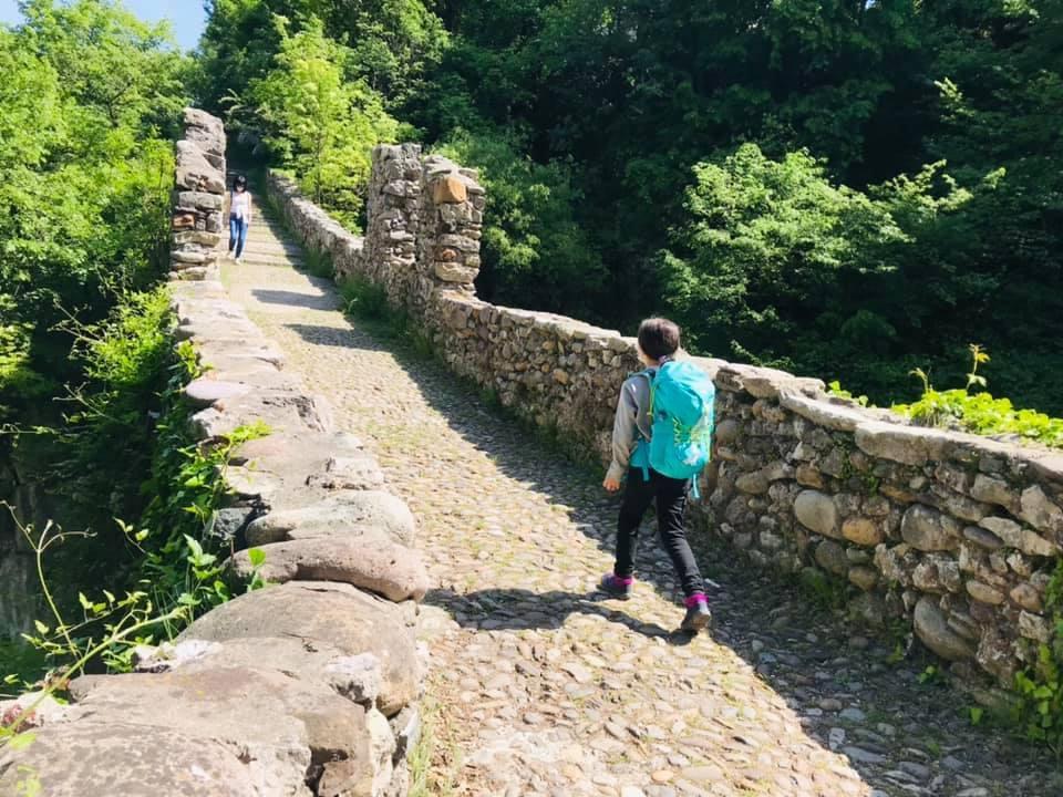 Ponte Attone Clanezzo