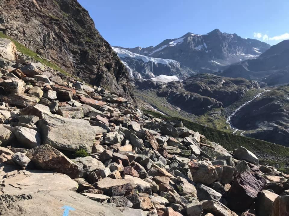 Sentiero glaciologico Fellaria