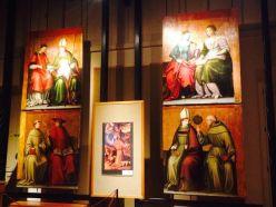 Retablo delle Stigmate di San Francesco
