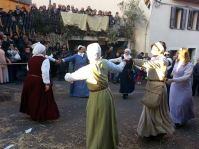 danze medievali a Burgos