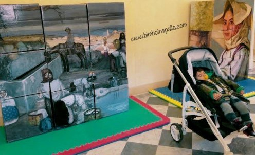 Mus'a la Pinacoteca Nazionale di Sassari
