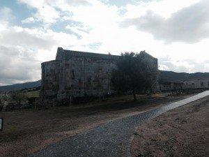 Fordongianus chiesa di San Lussorio