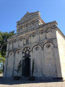 arte romanica in Sardegna San Pietro di Sorres