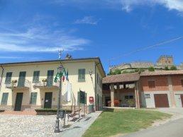 Veduta del borgo di Montesegale.
