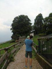 Visita alla Malga Brigolina sul Monte Bondone.