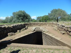 Pozzo Sacro di Santa Cristina Sardegna