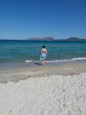 Spiaggia di Pittulongu a Olbia