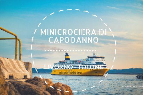 Capodanno Corsica Ferries Mega Andrea