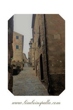 visita al borgo di Castiglione della Pescaia