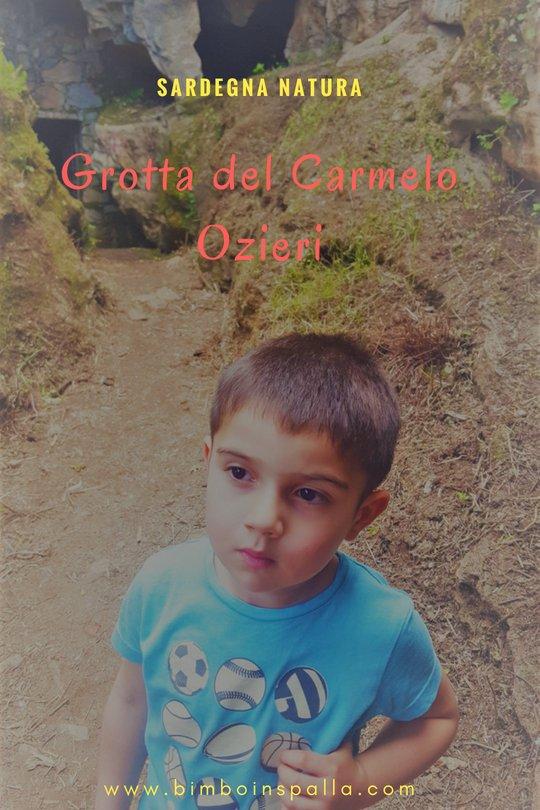 Grotta del Carmelo Ozieri