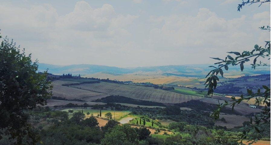 Toscana itinerario