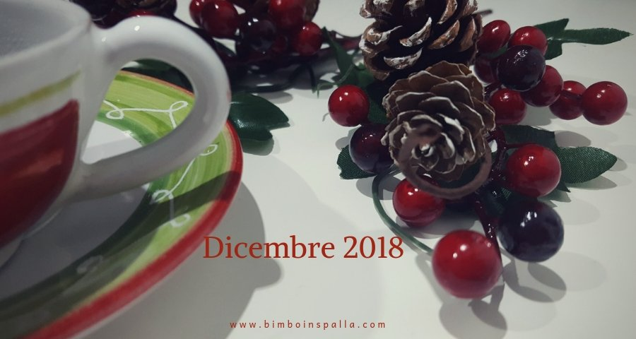 dicembre 2018 agenda