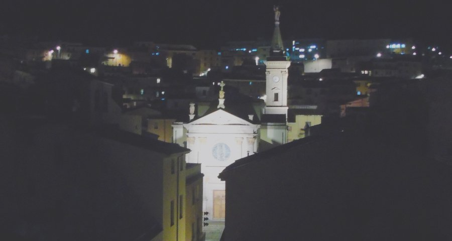 Itinerario Ozieri Sardegna