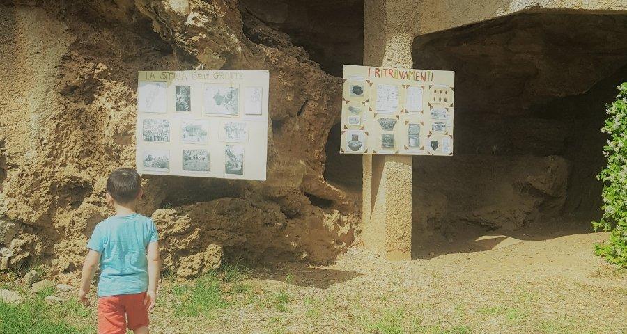 Grotta San Michele cosa vedere a Ozieri
