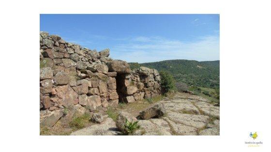 Monte Baranta archeologia prenuragica
