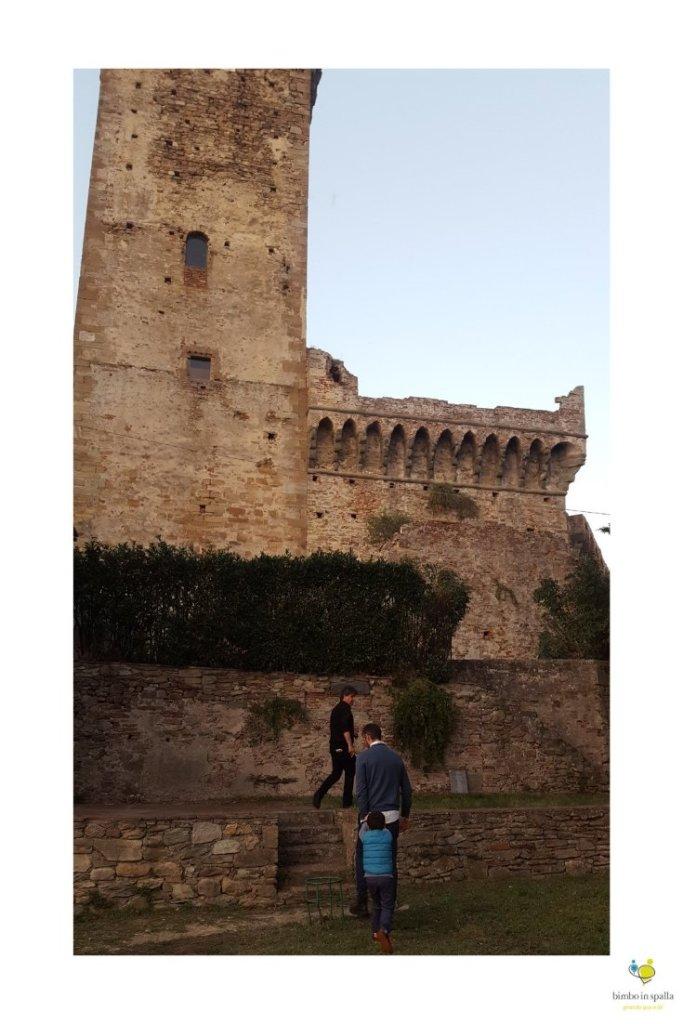 Vicopisano e la Rocca del Brunelleschi