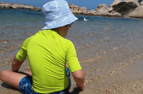 Capocchia d'ù purpu a La Maddalena