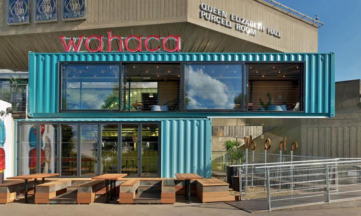 Restaurante em container | Softroom