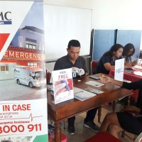 Bimc Hospital Nusa Dua Supports International School Grads