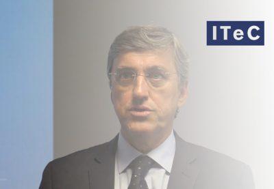 Entrevista a Francisco Diéguez Director General del ITeC durante la presentación del Estandar eCOB en Madrid