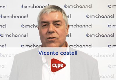 Entrevista a Vicente Castell presidente de CYPE Ingenieros - BIMEXPO 2018