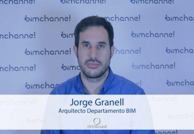 BIM - Entrevista a Jorge Granell de CIRCULO AZUL - BIMEXPO 2016