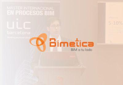 BIM - Ponencia de Cristobal Bernal - BIMETICA - Beyond Building Barcelona