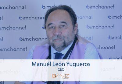 Entrevista a Manuel León Yugueros de BIMVIZ ESTUDIO - BIMEXPO 2016