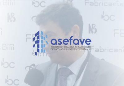 BIM - Entrevista a Pablo Martín - ASEFAVE - Beyond Building Barcelona