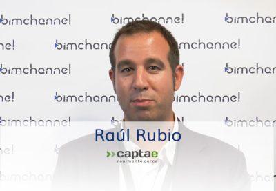 Entrevista Raúl Rubio CAPTAE - BIMEXPO 2018