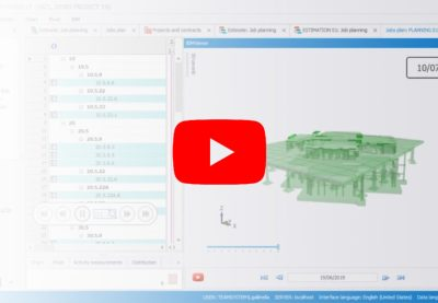 webinar bim video - team systems 4d & 5d