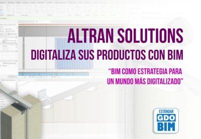 Foto portada altran solutions bimchannel Altran digitaliza sus productos con BIM