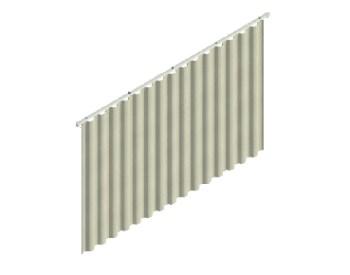 Riel Manual para Cortinas RM09 Lineal