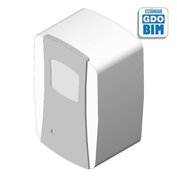 Dispensador de pared - Gel desinfección liquido 700ml