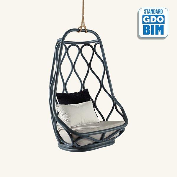 Nautica indoor - swing chair