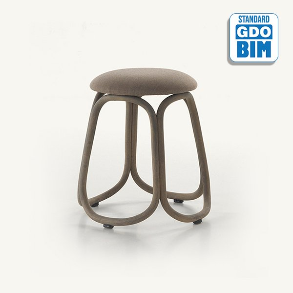 Gres - low barstool
