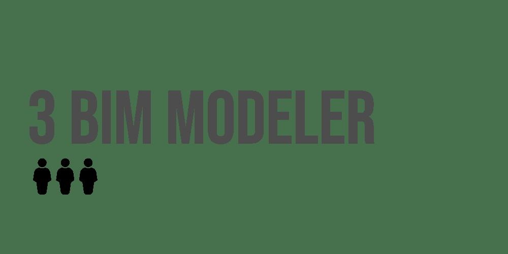 3 bim modeler
