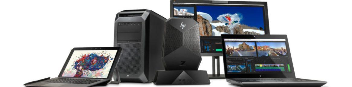 Puedes conocer por qué las estaciones de trabajo Z by HP